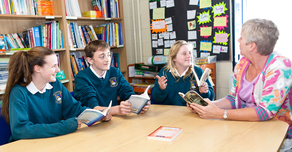 Learning and Language Support | Castleknock Community College