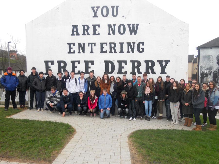 Derry History Tour