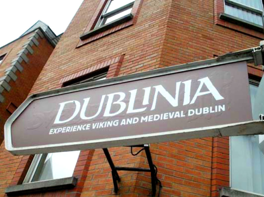 A Trip to Dublin's Past